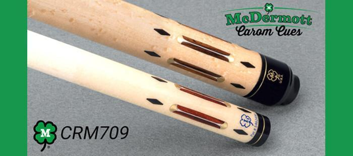 McDermott Cues CRM709