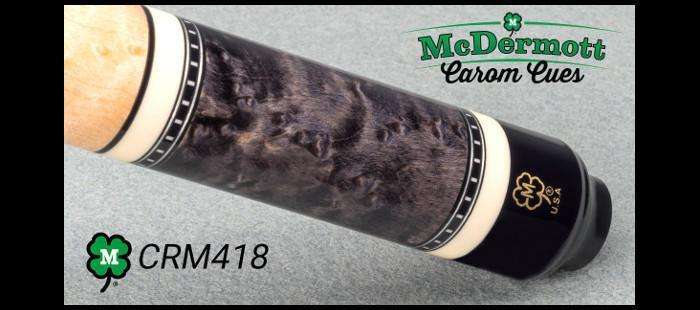 McDermott Cues CRM418