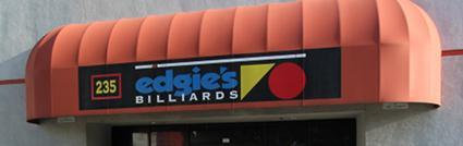 Edgies Billiards