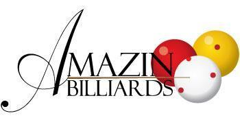 Amazin Billiards Logo Final Design