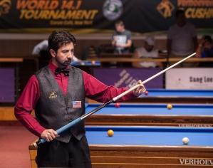Pedro Piedrabuena Three Cushion Billiards