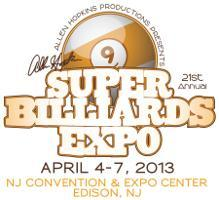 Super Billiards Expo