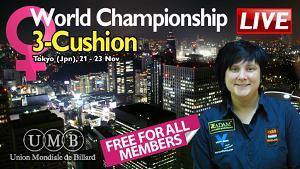 Women Three Cushion World Championship