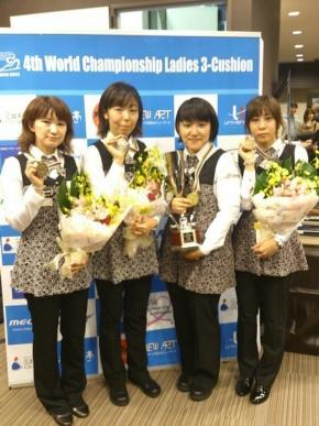 Japan Three Cushion Women's World Championship
